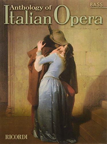 (Anthology of Italian Opera (Bass) )