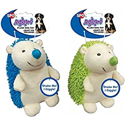 Spot Gigglers Dog Toy Size:Pack of 2