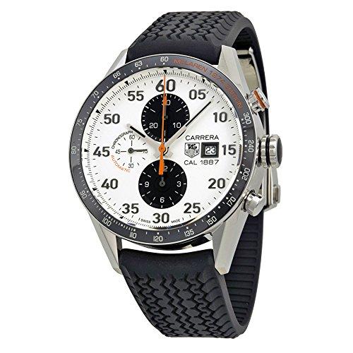 FT6033_wt Reloj de pulsera para hombre: Tag Heuer: Amazon.es: Relojes