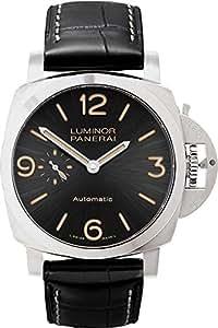 Panerai Luminor Due 3 Days Acciaio Men's Automatic Watch PAM00674