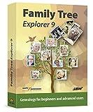 Family Tree Explorer 9 Genealogy Pedigree Software for Windows 10, 8.1, 7