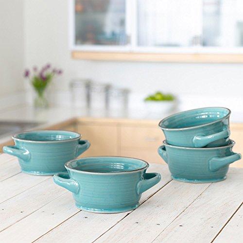 4-Pack Glazed Tuscan Soup/Chili Bowl Set ()