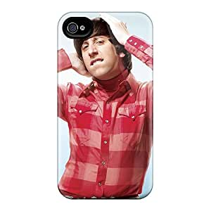 Ultra Slim Fit Hard CaroleSignorile Cases Covers Specially Made For Iphone 6- Big Bang Theory Howard