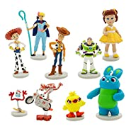 Disney Pixar Toy Story 4 Deluxe Figure Set