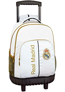 Real Madrid Safta Sf-611754818 Mochila grande, 45 cm ...