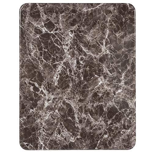 Flash Furniture 24'' x 30'' Rectangular Gray Marble Laminate Table Top by Flash Furniture (Image #2)
