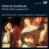 Buxtehude: Kantaten für Solosopran