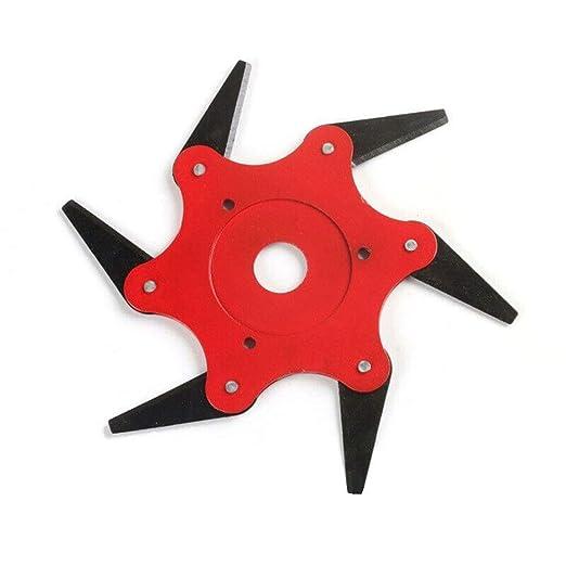 DierCosy Tools Trimmer con 6 Cuchillas De Afeitar De Acero 65mn ...