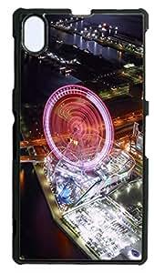 HeartCase Hard Case for Sony Xperia Z1 L39H ( Ferris Wheel)