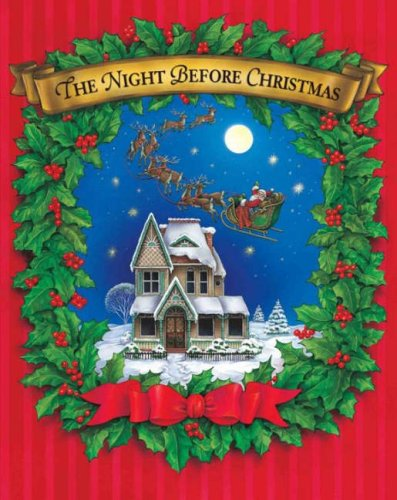 the night before christmas pop up book lee krutop 9781741787290 amazoncom books - Night Before Christmas Book