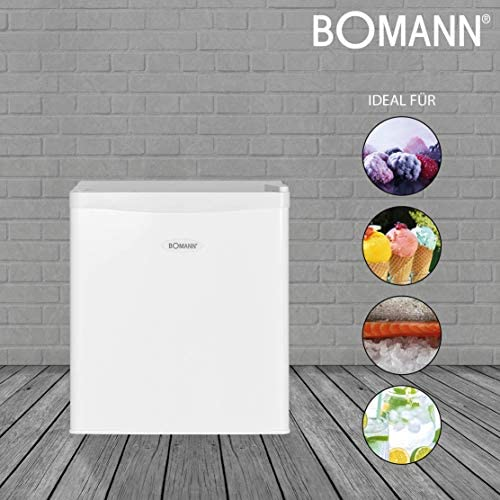Bomann GB 388 - Congelador (Vertical, Independiente, Color blanco ...