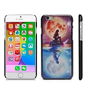 QYF Stylish Patterned Hard Plastic Snap On Case for iPhone 6