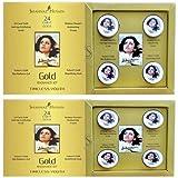 Shahnaz Husain Mini Gold Facial Kit, (40g) - Set of 2