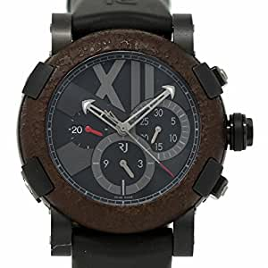 Romain Jerome Titanic DNA swiss-automatic mens Watch RJ.CH.T.OXY4.BBBB.00 (Certified Pre-owned)