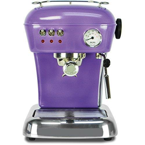 Ascaso Dream UP V2 Espresso Machine - Intense Violet by Ascaso