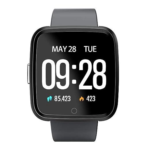 Rastreador de ejercicios Smartwatch Teléfono Pantalla táctil Reloj ...