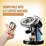 Capsula-Caffe-in-Acciaio-InossidabileABEDOE-Capsule-Caffe-Riutilizzabili-con-Filtro-Compatibili-con-la-Macchina-da-Caffe-Illy-X9-X8-X71-Y5-Y3-Y11