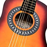 Kid Beginner Acoustic Guitar 1/2 Half Size 30 inch