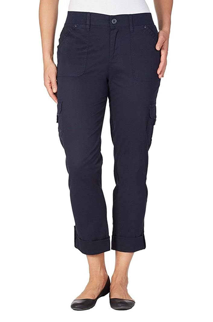 92a2057067 Gloria Vanderbilt Women's Penelope Cargo Pant at Amazon Women's Clothing  store:
