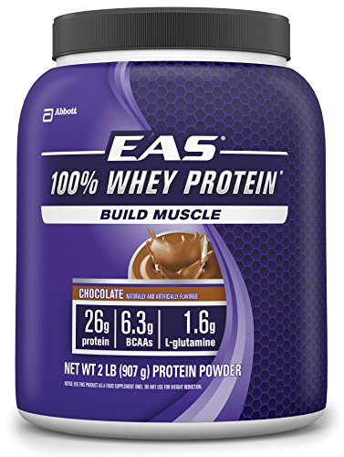 Eas whey protein build muscle
