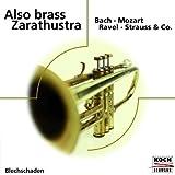 Also brass Zarathustra (Eloquence)