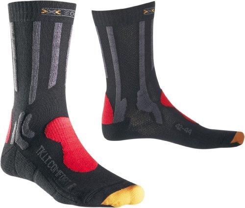 Comfort Light Adulto grigio Charcoal rosso Unisex socks Calzini amp; X Sportivi Trekking IA6Y8nq1