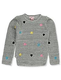Pink Angel Big Girls' Sweater