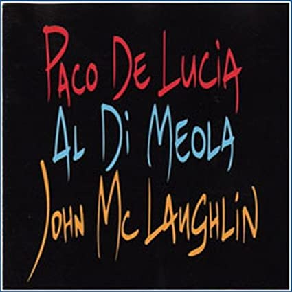 Guitar Trio,the : De Lucia, Mclaughlin: Amazon.es: Música