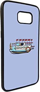 Printed Case forGalaxy S7 Edge, Sea ship