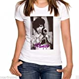 Details about VINTAGE, PRINCE T SHIRT, PURPLE RAIN, MUSIC, WHEN DOVES CRY, CALIFORNIA, NY, new (M)