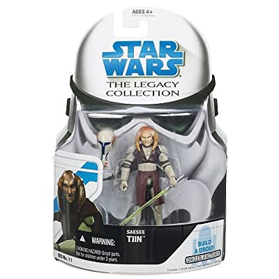 Star Wars The Legacy Collection Saesee Tiin Action Figure