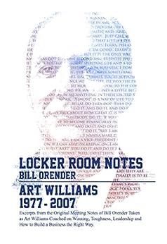 Bill Orender Locker Room Notes