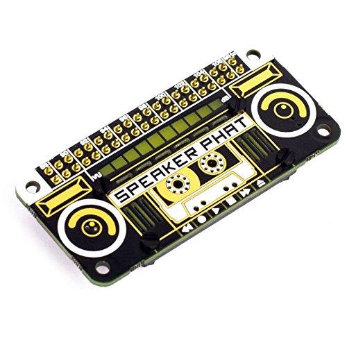 (Pimoroni Speaker pHAT for 40-Pin Raspberry Pi)