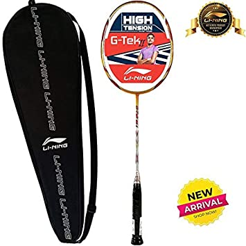 Li Ning 60 II G Tek Carbon Fiber Badminton Racquet, S2