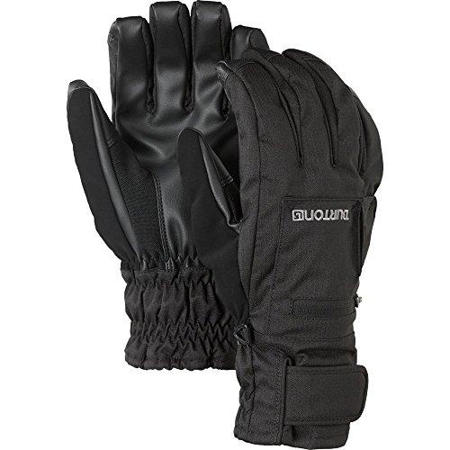 Burton Herren Snowboardhandschuhe BAKER 2 IN 1 UNDERGLOVE, True Black, M, 10352100002