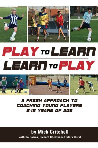 Soccer: Play to Learn and Learn to Play