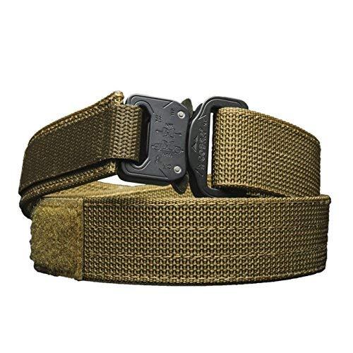 Vedder Holsters Cobra Quick Release Gun Belt - Brown (Large (34
