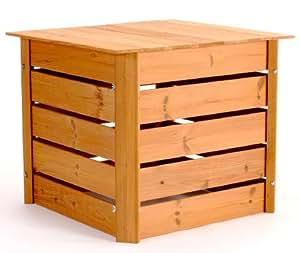 Exaco ECO-88 90-Gallon Wooden Composter