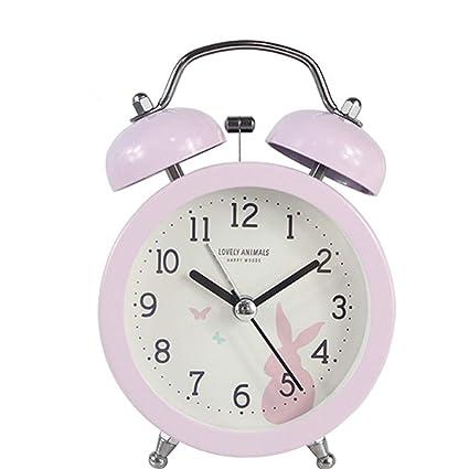 Warm Heart Creativo Nuevo Hogar Decoración De Metal Reloj De ...
