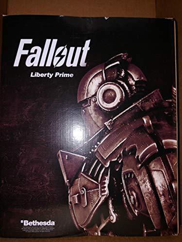 Fallout 4 Liberty Prime Statue -