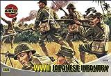 Airfix - AI01718 - Maquette - WW.11 Japanese Infantry - Echelle 1:72