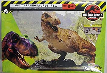 Tyrannosaurus Rex Kit T Jurassic Model Park Snaptite Lost World xEQCBWoerd