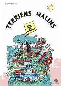 Terriens malins - Missions spéciales pour éco-aventuriers par Delphine Grinberg