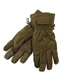Seeland Microfibre Gloves Green