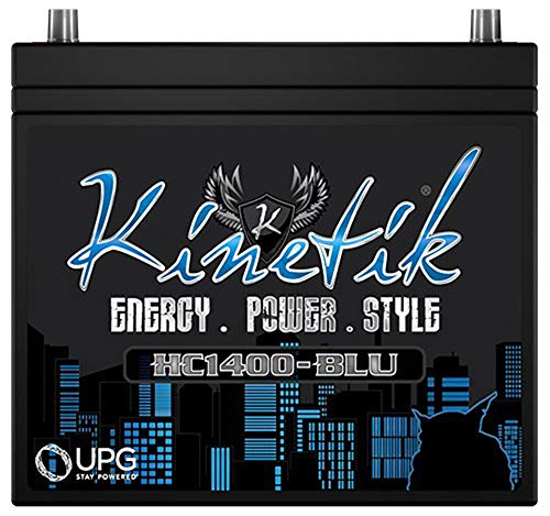 Kinetik (HC1400) 1400W/12V Power Cell