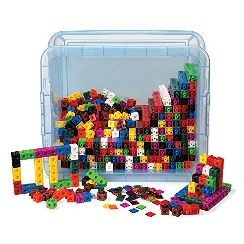 Nice ETA hand2mind Snap Cubes Classroom Kit (Set of 2,000) supplier