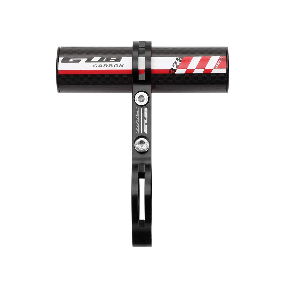 Carbonfaser Ultraleicht CNC-Mountainbike Gub G-329 Fahrrad-Lenkerverl/ängerung
