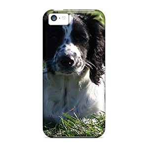 Top Quality Protection Cocker Spaniel Cases Covers For Iphone 5c