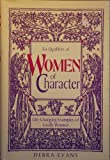 Women of Character, Debra Evans, 0310201535