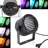Aled Light 86 Led RGB Par Light Stage Lighting Projector for KTV Disco DJ Party Wedding Show Club